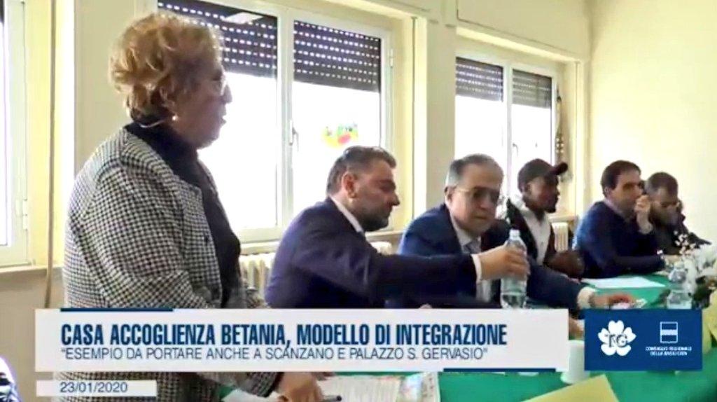 """Casa #accoglienza #Betania, Piergiorgio Quarto: """"M..."""