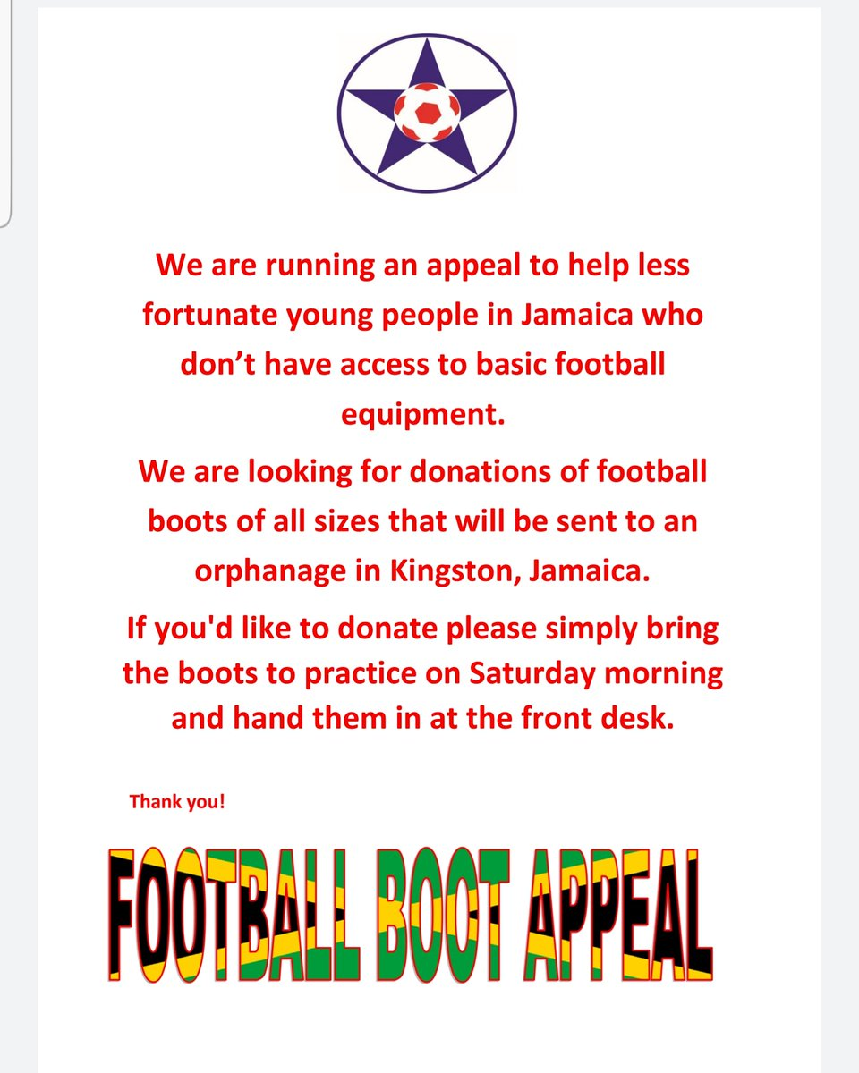 **PLEASE HELP**  football Boots needed 🇯🇲 https://t.co/On1oRYh80b