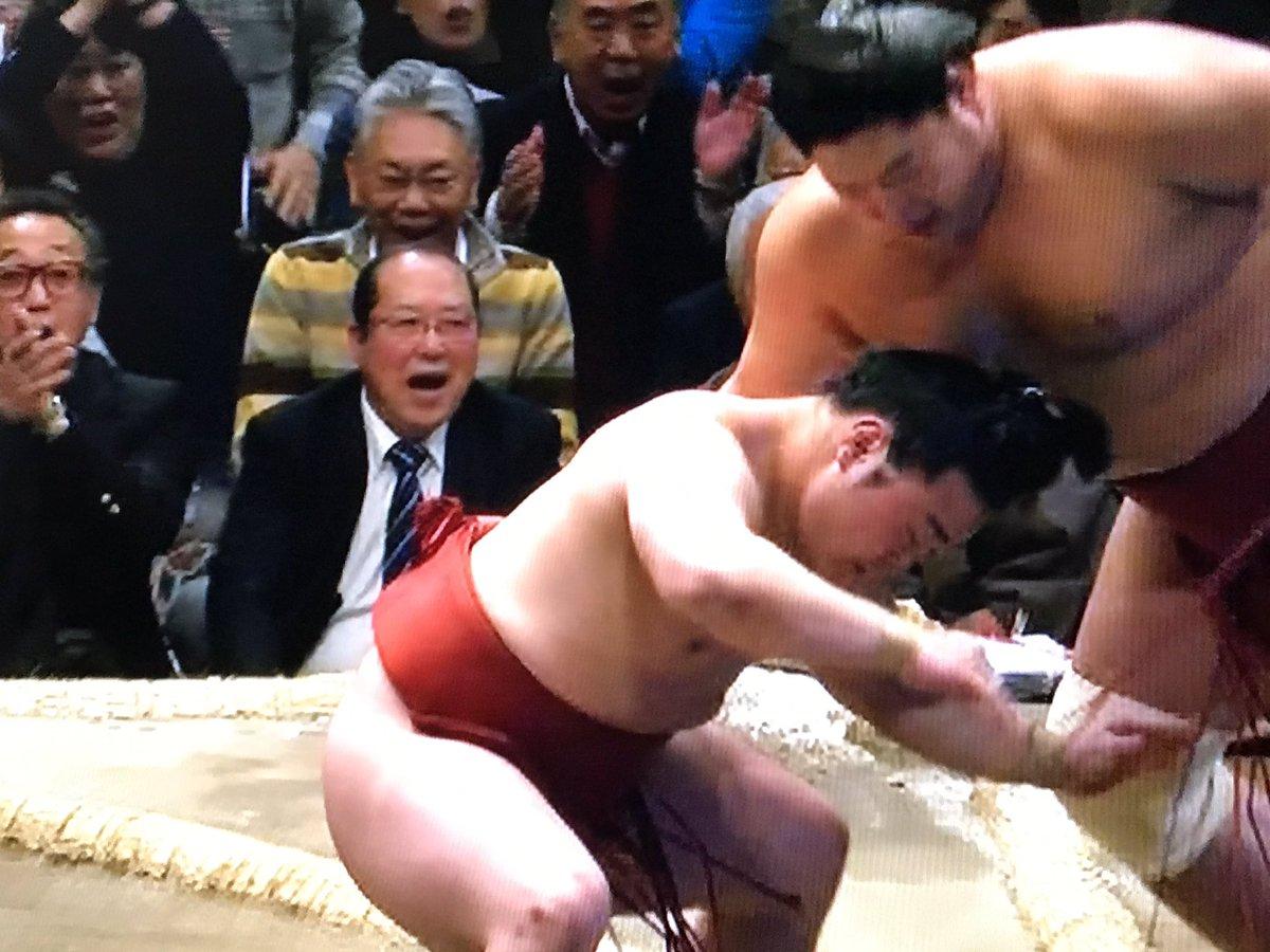 相撲 あび