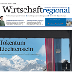 "Image for the Tweet beginning: ""Tokentum Liechtenstein"" by @Wirtschaftregio: With"