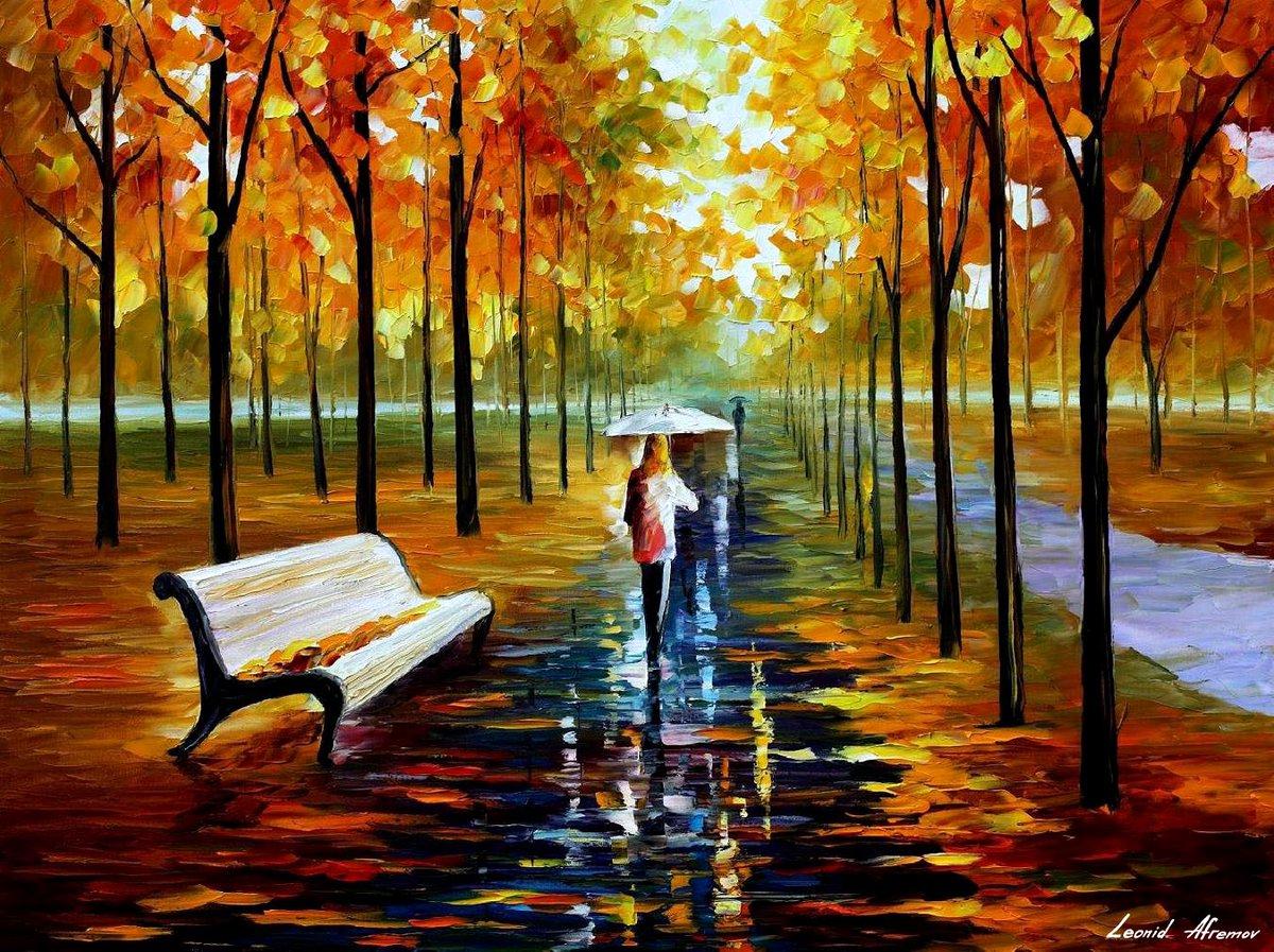 FALL - WHITE UMBRELLA IN ALLEY — PALETTE KNIFE Oil Painting On Canvas By Leonid Afremov https://afremov.com/fall-white-umbrella-in-alley.html… #contemporaryartgallery #canvas_arts #wallartdesignpic.twitter.com/K7NXSyf7CN
