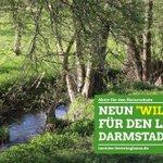 Image for the Tweet beginning: #Darmstadt-#Dieburg wird grüner und lebendiger