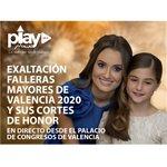 Image for the Tweet beginning: 🔴DIRECTO| Exaltaciones Falleras Mayores de