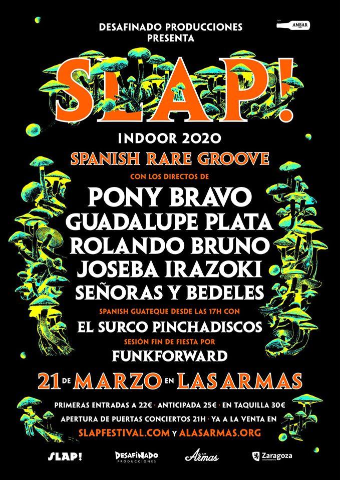 ¡¡Vuelve el Slap! Indoor a Las Armas y ojito con el pedazo de cartel!! El 21 de marzo, todos/as al @Slapfestival https://t.co/9lvWQfLsJX