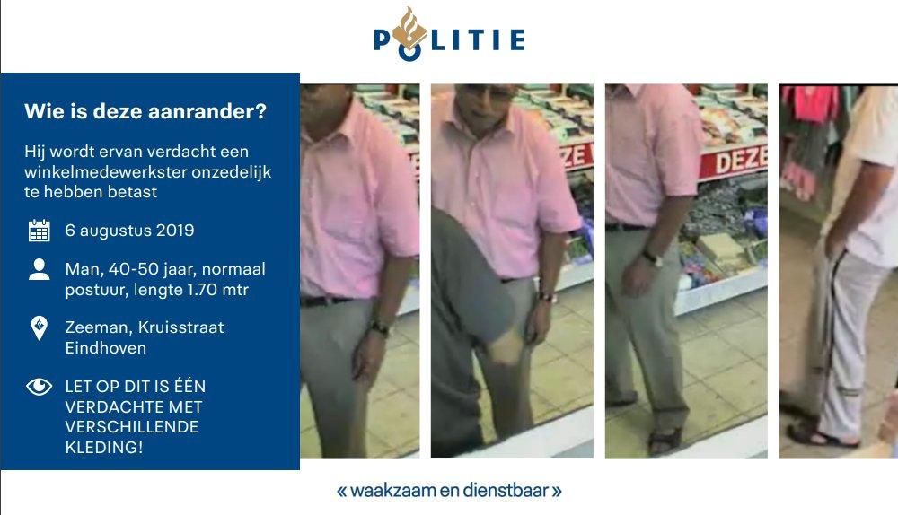 Wie is deze aanrander in Eindhoven? Lees hier alles:..