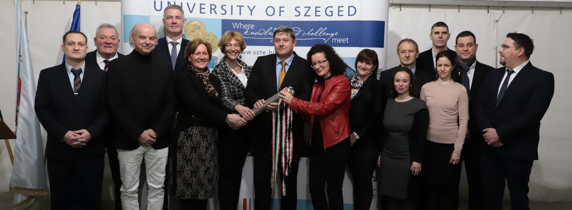 A new biobank building investment to be finished in spring 2020 will satisfy the biological sample storage capacity needs of the University🏢  Read more here 👇   #Szeged #Hungary #Biobank #Europe #SZTE #BBMRIERIC #Universityofszeged