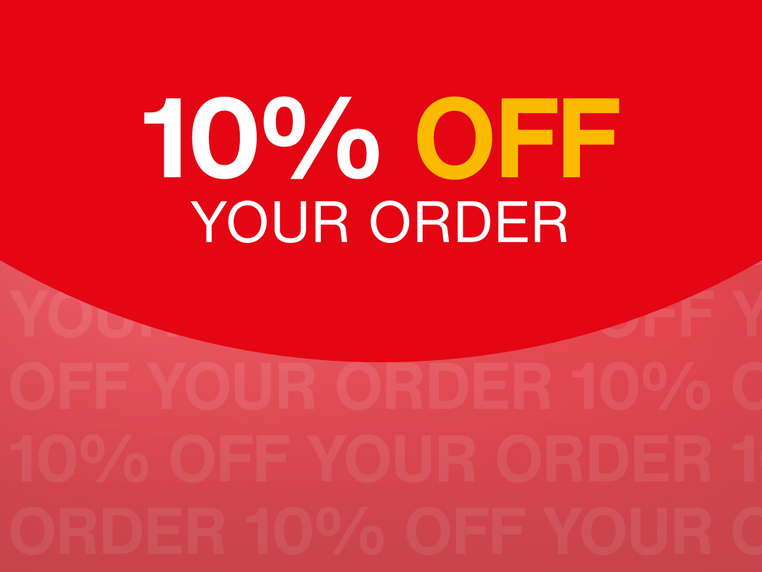 🌟 Today is the last day that you can take advantage of our 10% OFF offer 🌟 > > https://bit.ly/2phY6hc  Just use SAVE10 at checkout and don't miss our on saving on metal stamping, clay, popular jewellery making tools and MORE!  Ts&Cs apply: https://bit.ly/2TPPcIa