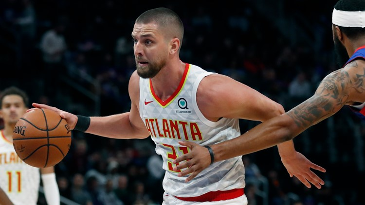 Atlanta Hawks Forward Chandler Parsons is headed home to CA to continue rehab.  The team said that Parsons continues to receive treatment for symptoms of whiplash and the associated cervical disc injury.  He was involved in a car crash after practice last week.  #MorningRushATL <br>http://pic.twitter.com/6GaOKIpGzO