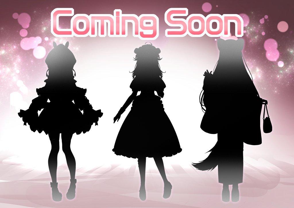 【新衣装 Coming Soon…!】まもなく公開!!3名のにじさんじライバーが、新衣装で登場!