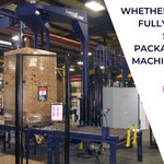 Image for the Tweet beginning: Adding packaging machinery into your