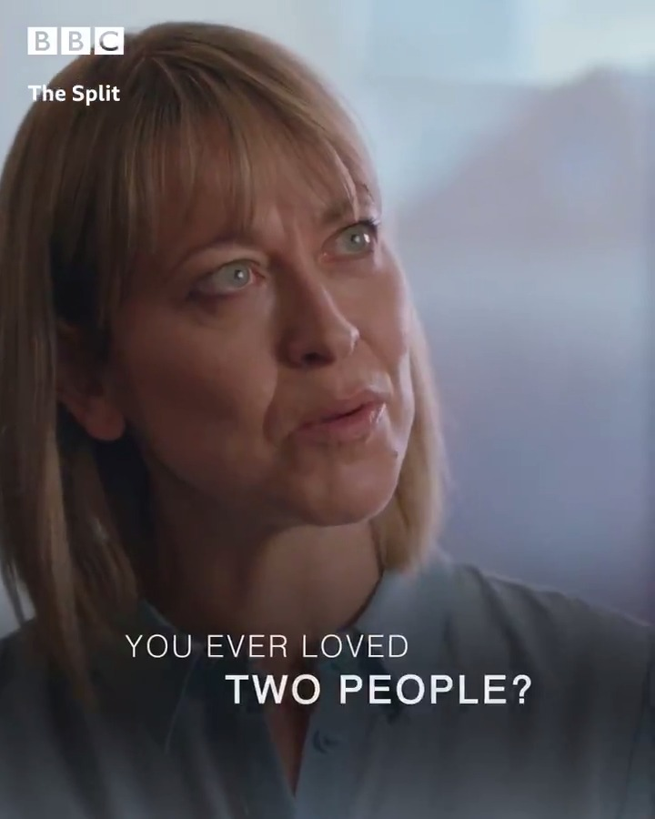 """You ever loved two people?""Family, marriage, commitment and, you guessed it, divorce. #TheSplit returns soon to @BBCOne & @BBCiPlayer."
