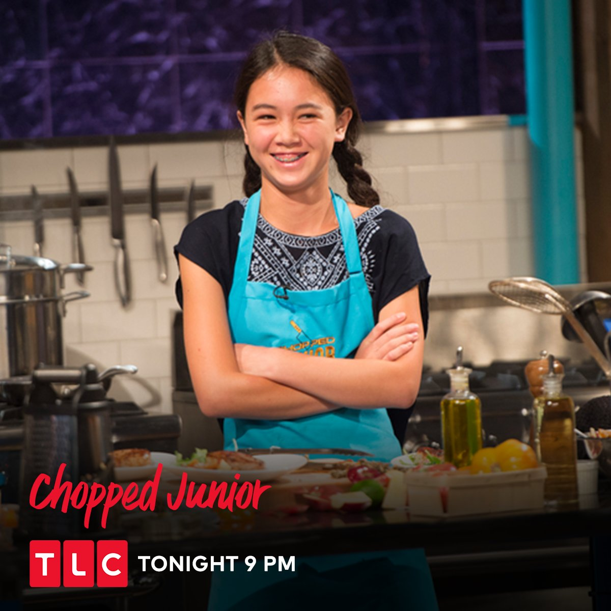 An assorted mix of ingredients await the junior chefs, find out how they mix and match them to their advantage on #ChoppedJunior, tonight at 9 PM, only on TLC.   #TLC #TLCIndia #food #foodlove #chefs #kids #kidchefs #foodies<br>http://pic.twitter.com/1Gh9lQJdFo