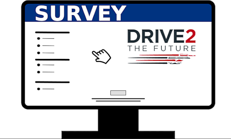 Participate in @Drive2future survey, one of the four #H2020transport projects, that, as @SUaaVEproject from @ibv_org are studying driver #behaviour and #acceptance of #connected, #cooperative and automated transport. @inea_eu