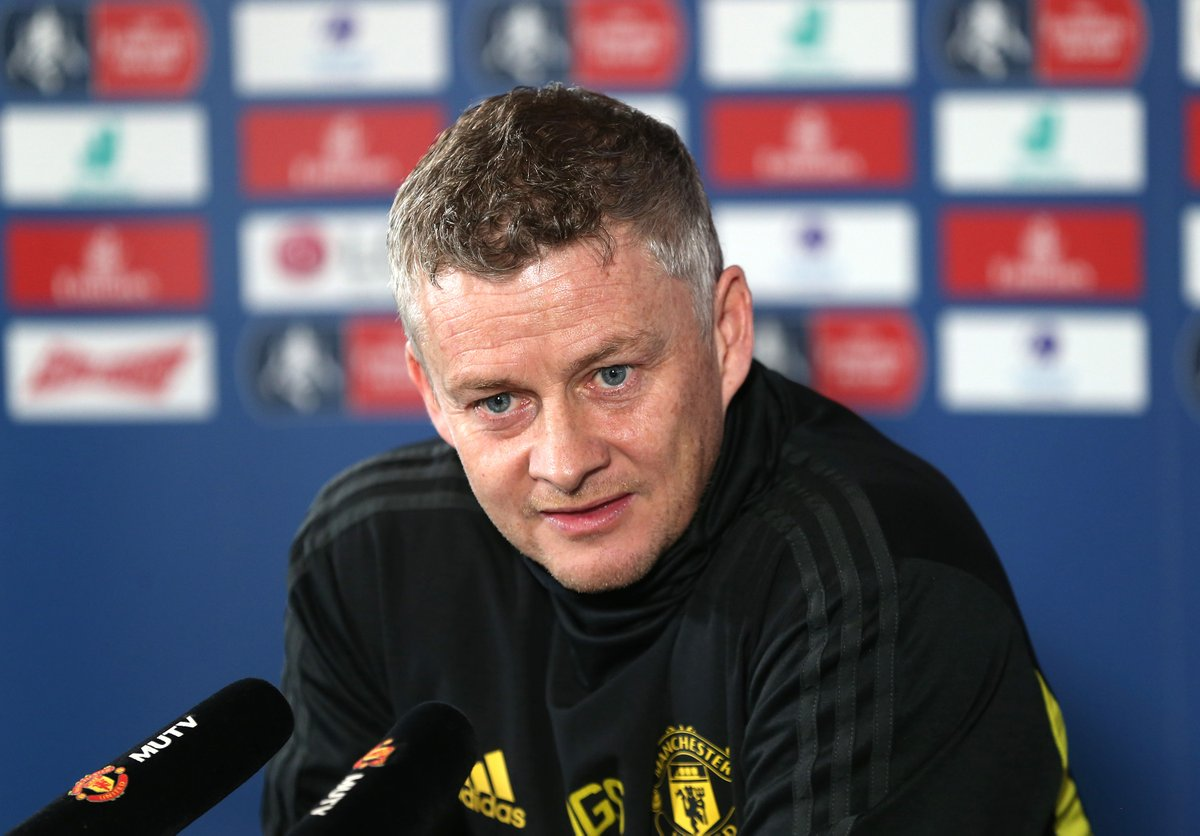 """""""It's not been nice losing two games but we go again. You've got to go on to the next one with the right mentality and look forward.""""  #MUFC"""