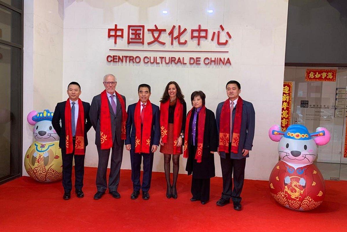 Foto cedida por Fundación Consejo España China
