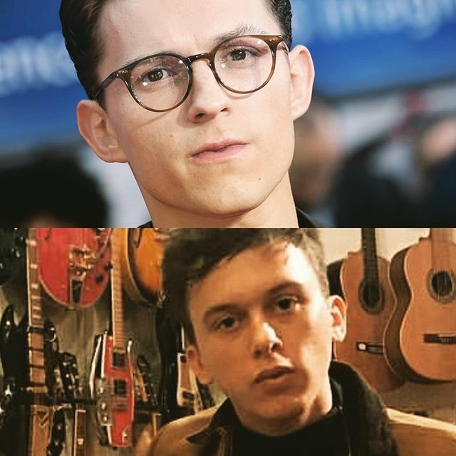 The Insomniacs Burning Question!  Has anyone seen Tom Holland and Ten Tonnes in the same room at the same time??? I shall investigate further and report back. @tomholland2013 @ten_tonnes https://ift.tt/38BDVzvpic.twitter.com/6rPVBp4aXf