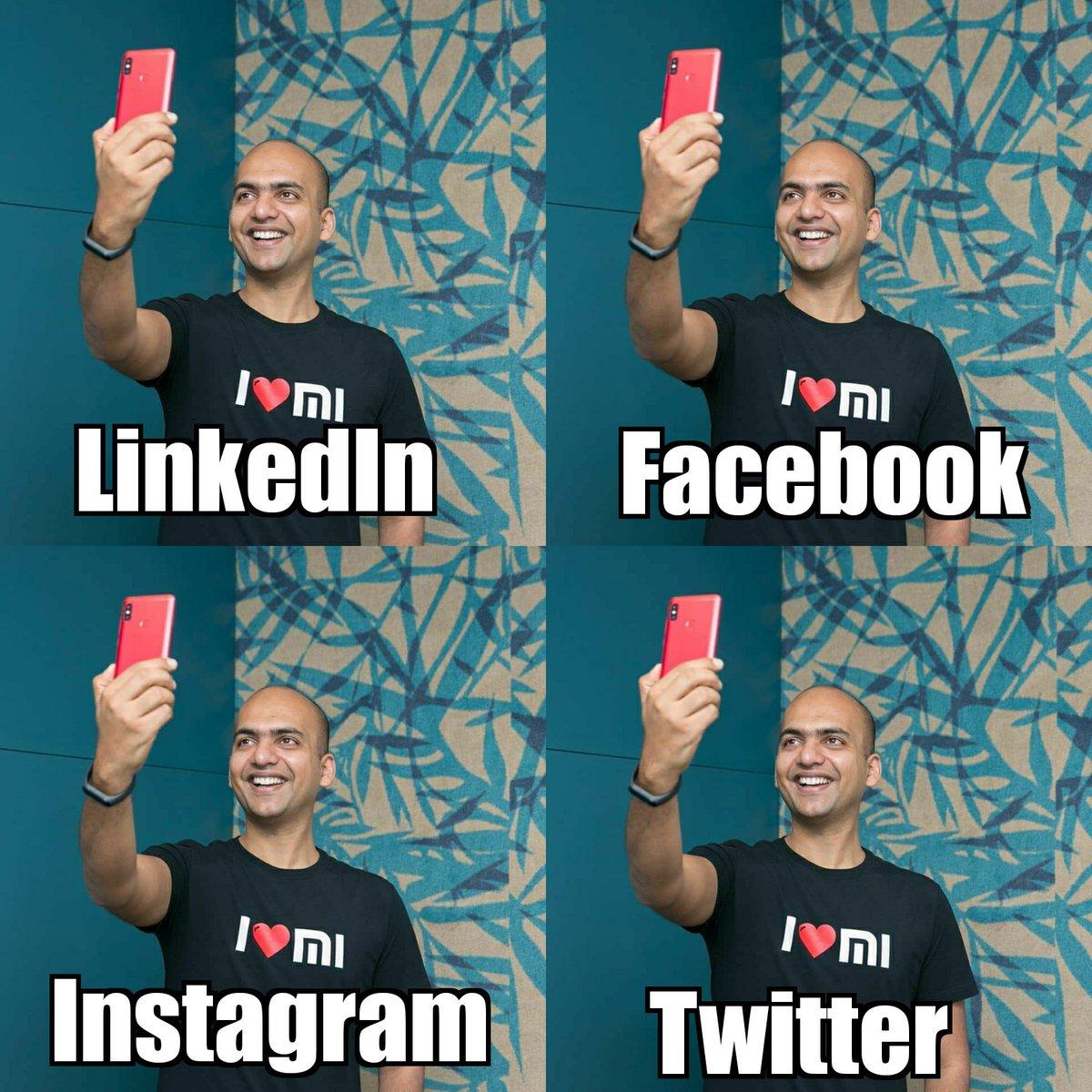 RT @manukumarjain: #DollyPartonChallenge!  I'm the same everywhere. Selfies and Xiaomi 😍 LOL 😎  #Xiaomi ❤️ https://t.co/BihoIqDTdV
