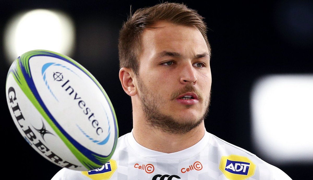 Harlequins sign 'The Giant'. ✍️👀South Africa centre Andre Esterhuizen will join next season from Super Rugby's Sharks.More: https://bbc.in/2RIZQOx