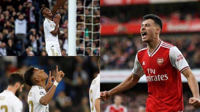 Arsenal : un nouveau contrat pour Martinelli ?