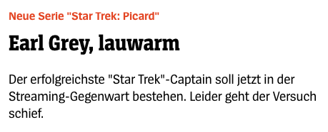 #StarTrekPicard