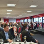 Image for the Tweet beginning: Yesterday's @tayntonssols sporting lunch at