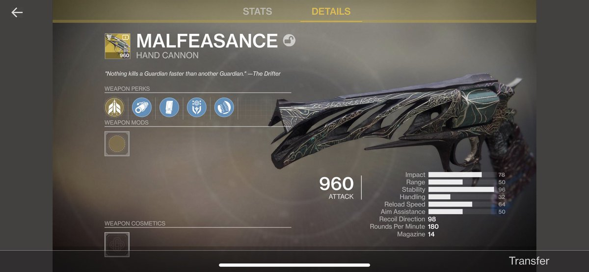 Bread acquired! Just one Infamy reset away from my Dredgen title! #destiny2 #destiny #destiny2ps4 #bungie #ps4 #destiny2thegame #titanmasterracepic.twitter.com/jZRzm0SHWH