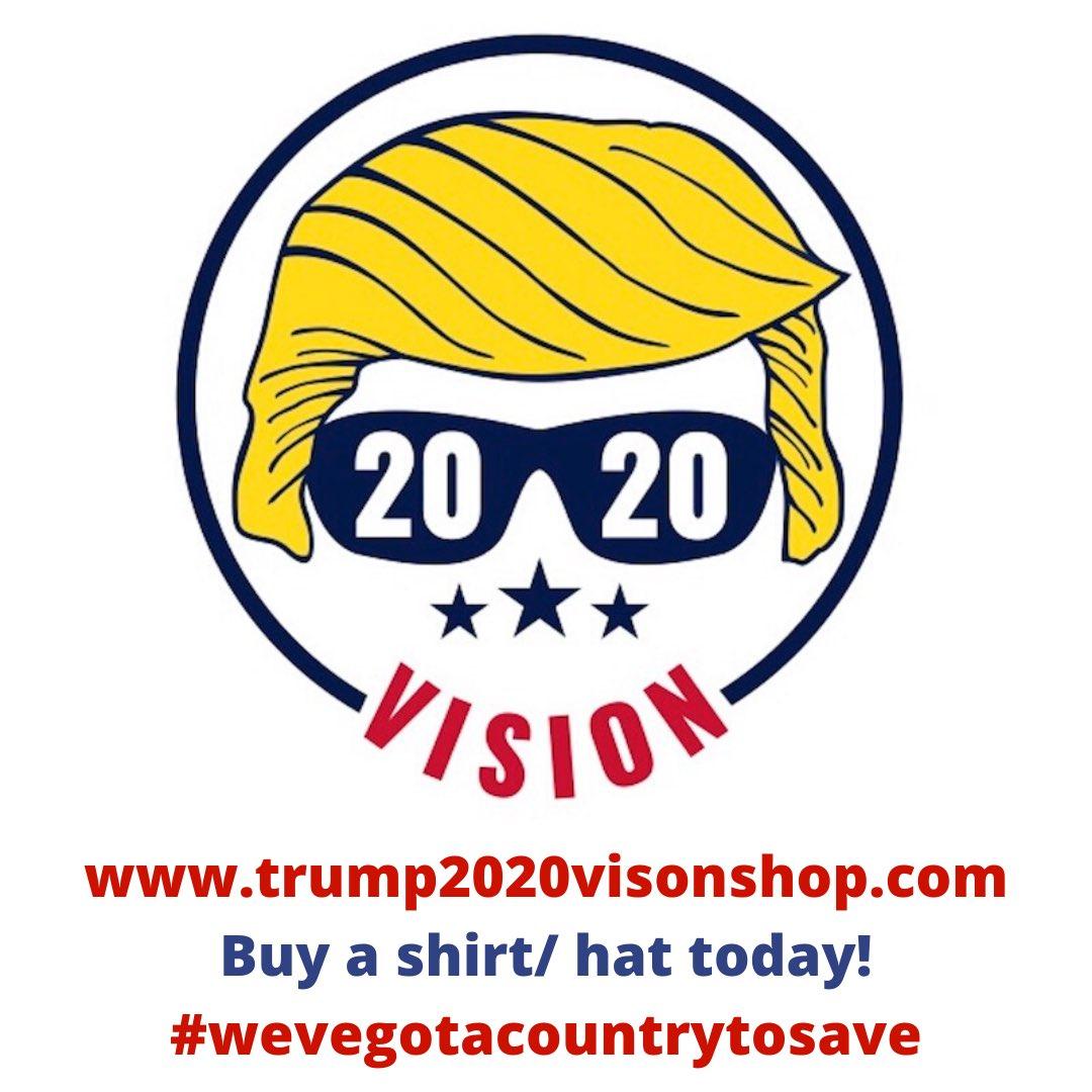 #Trump2020visionshop.com