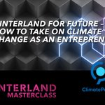 Image for the Tweet beginning: The Hinterland Conference 2020 is