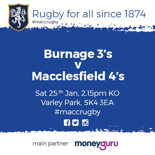 test Twitter Media - Tomorrow our fourth team go head to head against Burnage in the cup quarter-finals! Good luck lads, do us proud! #MaccRugby 🏉 https://t.co/95K3shvkD0