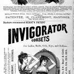 Image for the Tweet beginning: #Corsets for everyone! De Brette's