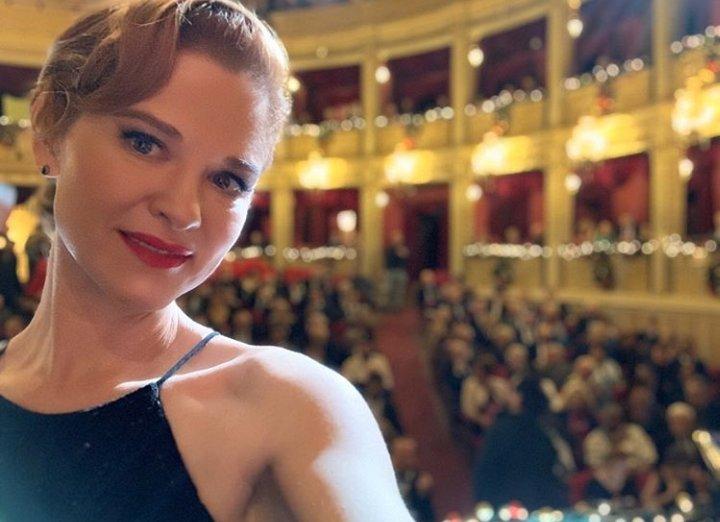 Ladt Day Shooting #MovieFamily #Vienna #Work #NewMovie | Ig Sarah pic.twitter.com/OHOFoohJCq