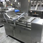 Image for the Tweet beginning: Nilma Frymatic continuous fryer. 'As