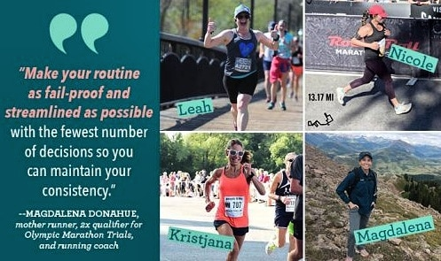 I was happy to be a guest on the @themotherrunner podcast this week, talking morning running routines.  My advice: Find what works for you, streamline things and eliminate any fail points in order to build consistency! #motherrunner #motherhood #running #morningroutine #running<br>http://pic.twitter.com/Rdnui0q2qs