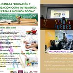 Image for the Tweet beginning: Hoy 24/01 #diainternacionaldelaeducacion 2ª Jornada