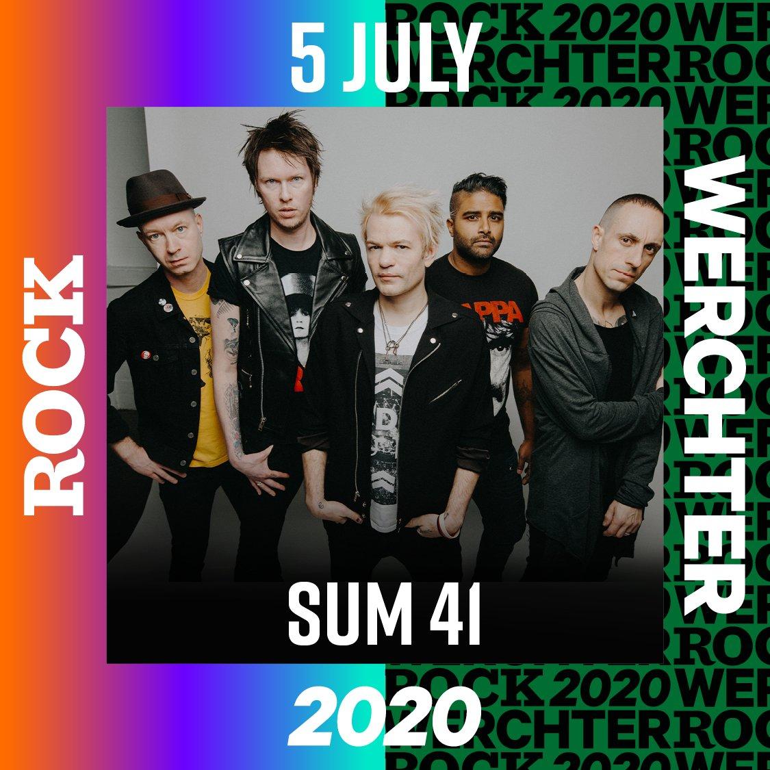 Werchter rock 2020