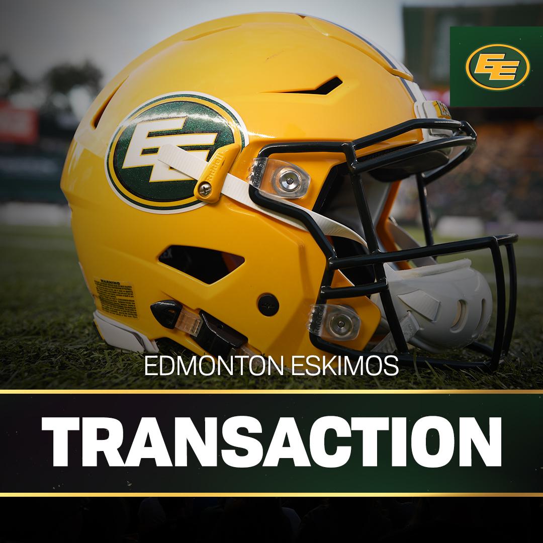 Edmonton Eskimos @EdmontonEsks
