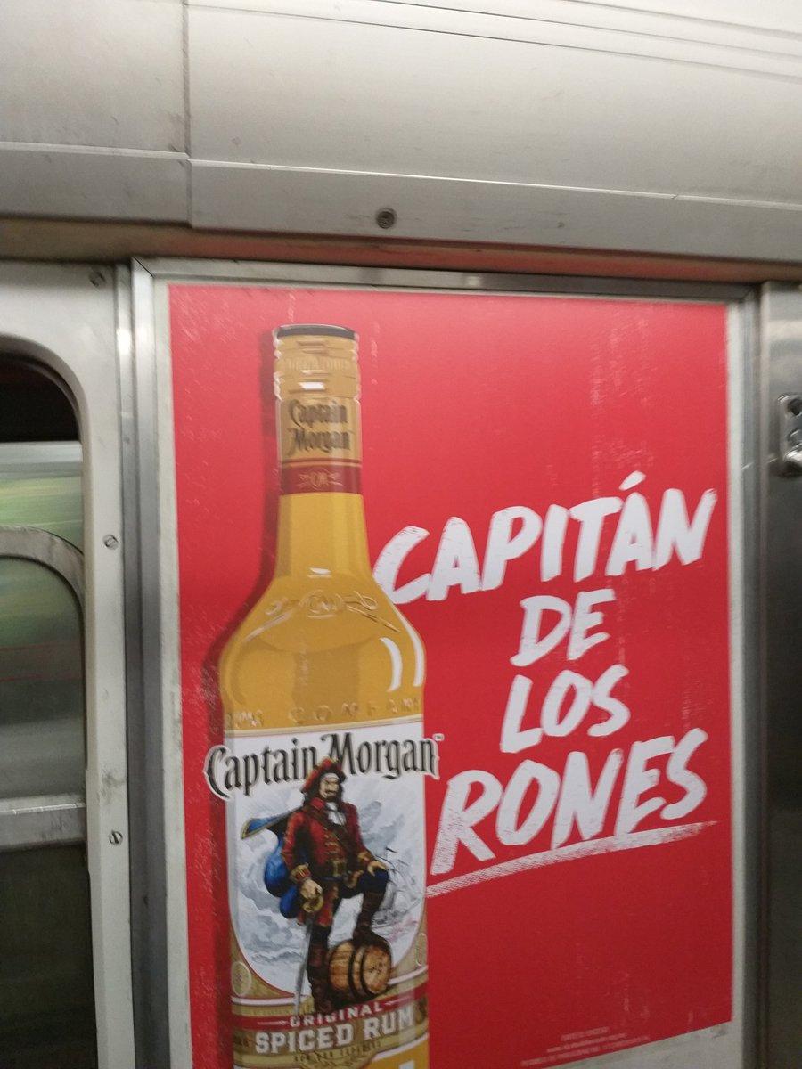 No sabía que captain morgan de piña :0