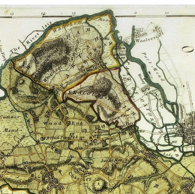 Did you know that Wytham is pronounced Whiteham? It appears on various old maps such as this one, Roche's map of 1761, available on http://oldmapsonline.org #funfact #pronouncingthingsincorrectly #pronunciation #wythamwoods #map #oldmap #oldmaps #maps #… https://ift.tt/2vmkfS5pic.twitter.com/50Dqj6IsPD