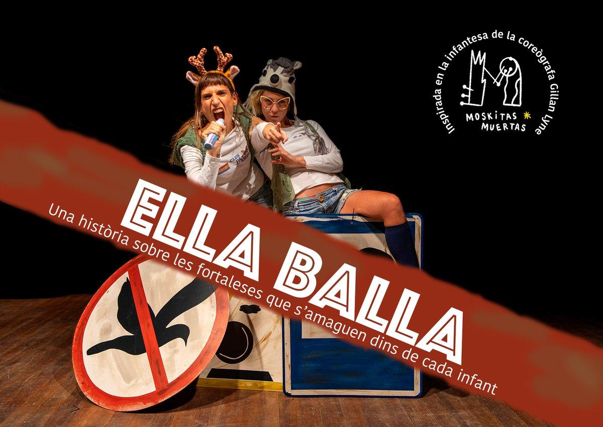 Al programa de hui hem entrevistat @BambalinaTeatre per conéixer més coses de l'obra #Hamlet.I també les protagonistes de l'espectacle #EllaBalla de diumenge: Las Moskitas Muertas.Bona oferta cultural este cap de setmana a #Picassent!