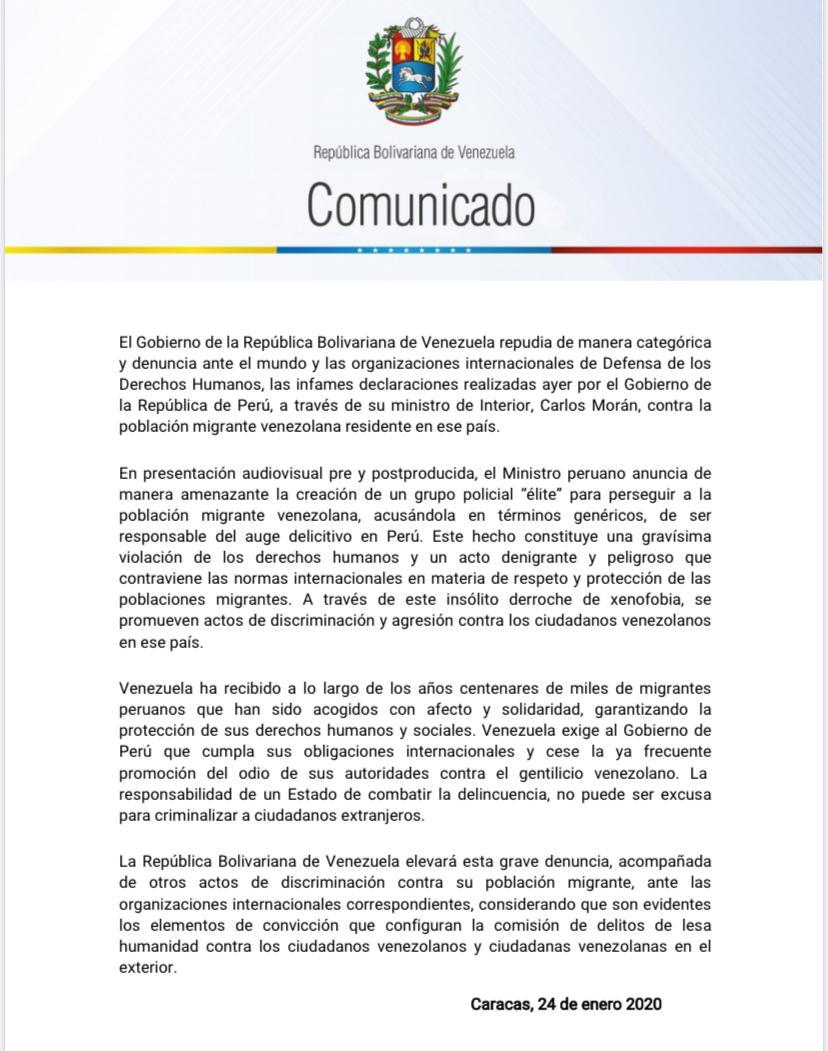 Tag comunicado en El Foro Militar de Venezuela  EPDDsRrW4AUg75h?format=jpg&name=medium