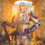 Image for the Tweet beginning: Inquisitor Lavellan from Dragon Age