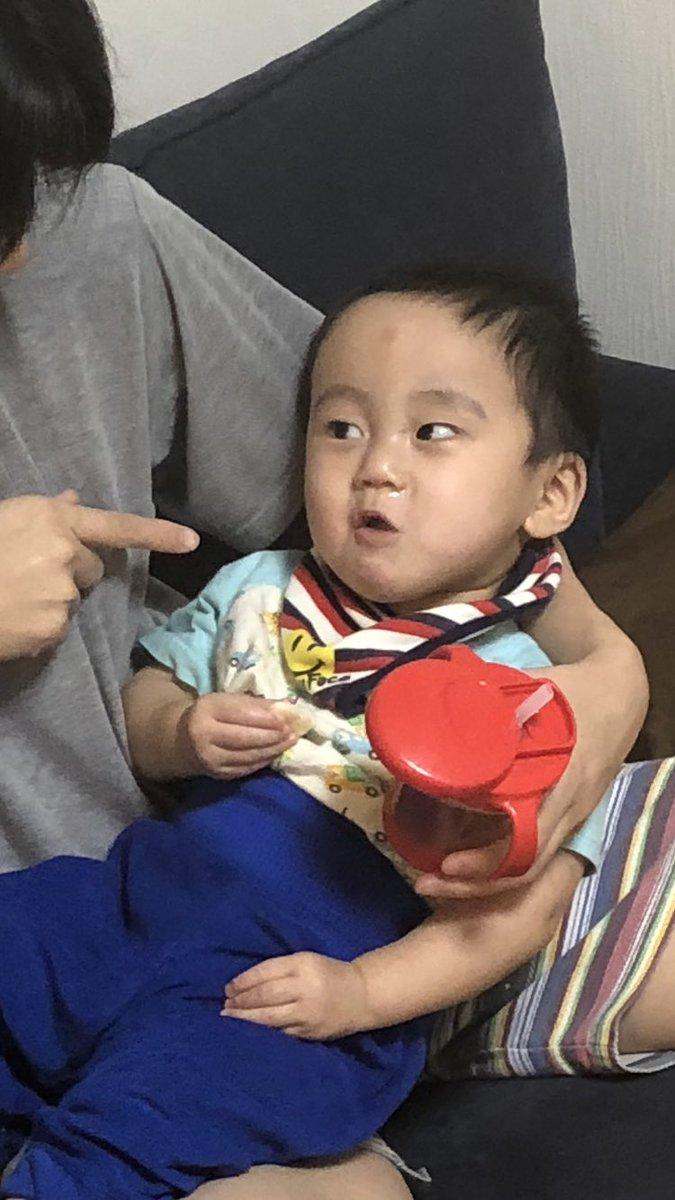 うちの子の人生2周目感w#育児衝撃画像