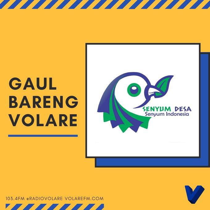 Gaul Bareng Volare: Senyum Desa