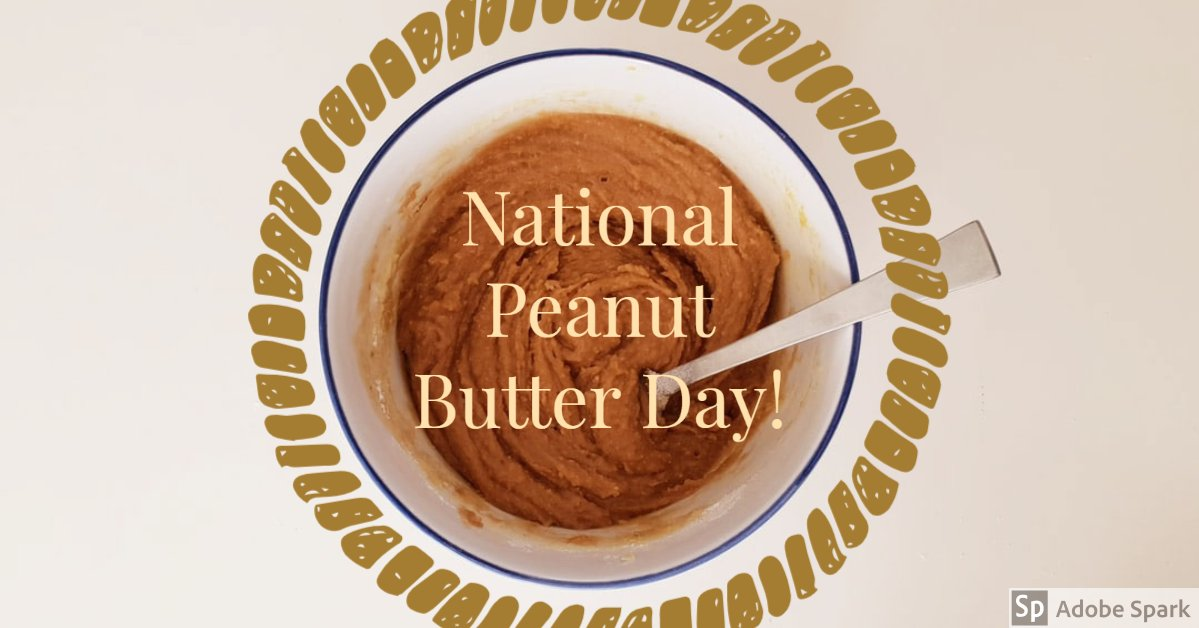 How do YOU eat peanut butter? On a sandwich? Cookies? Straight out of the jar?? #NationalPeanutButterDay