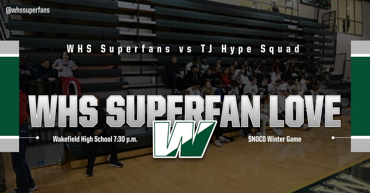 <a target='_blank' href='http://twitter.com/whssuperfans'>@whssuperfans</a> <a target='_blank' href='http://twitter.com/whshappenings'>@whshappenings</a> <a target='_blank' href='http://twitter.com/wakefieldchief'>@wakefieldchief</a> SnoCo celebration weeks ends tonight on the court!!! Be there or be square. <a target='_blank' href='https://t.co/vUe0DVOVm3'>https://t.co/vUe0DVOVm3</a>