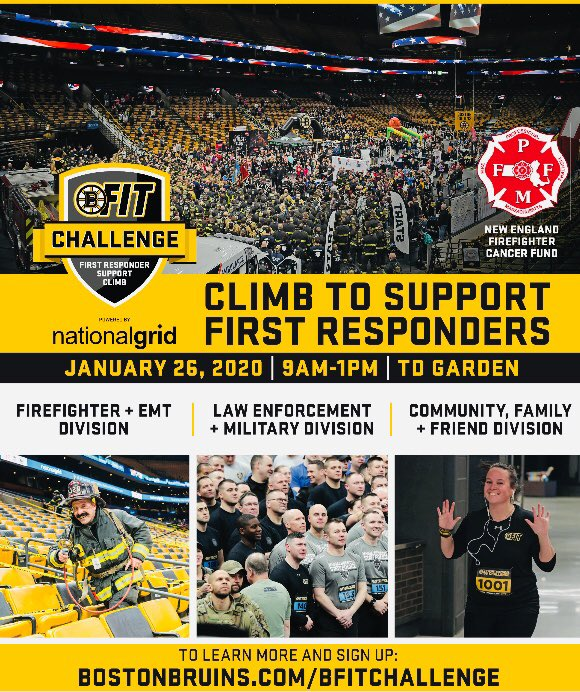 What's Happening?  The BFit Challenge is happening this Sunday!  We'll be there supporting our brave FIRST RESPONDERS who we LOVE!  Look for us at our table!  Can't miss us in red  @BostonFire @bostonpolice @MassStatePolice @BOSTON_EMS #FirstResponderBanking<br>http://pic.twitter.com/f7Wdw0cq8A
