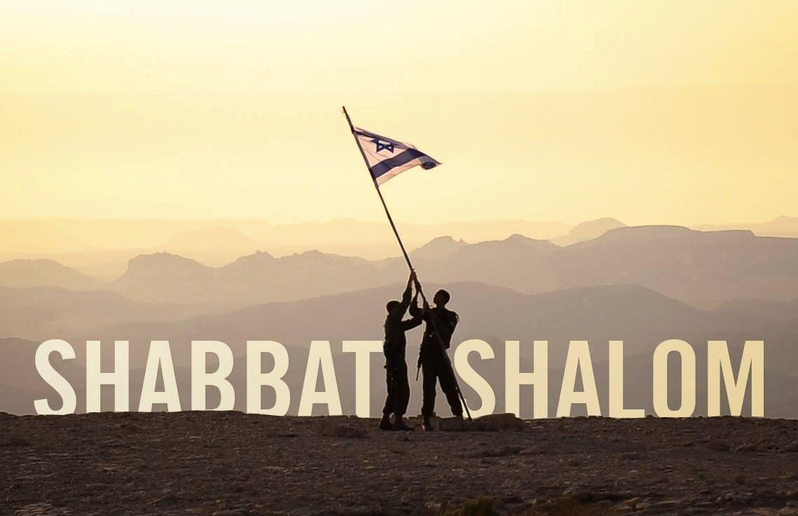 @Tsahal_IDF's photo on Shabbat Shalom