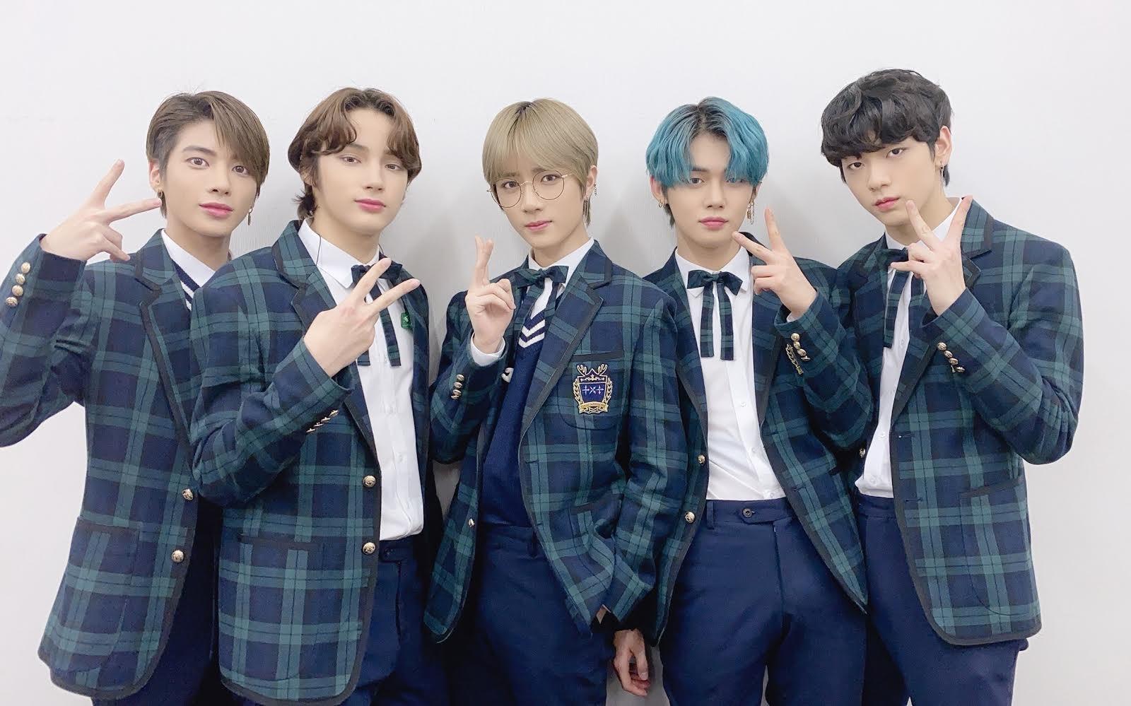 TXT Tampil Perdana di Music Station, Acara Music Show Terbesar di Jepang