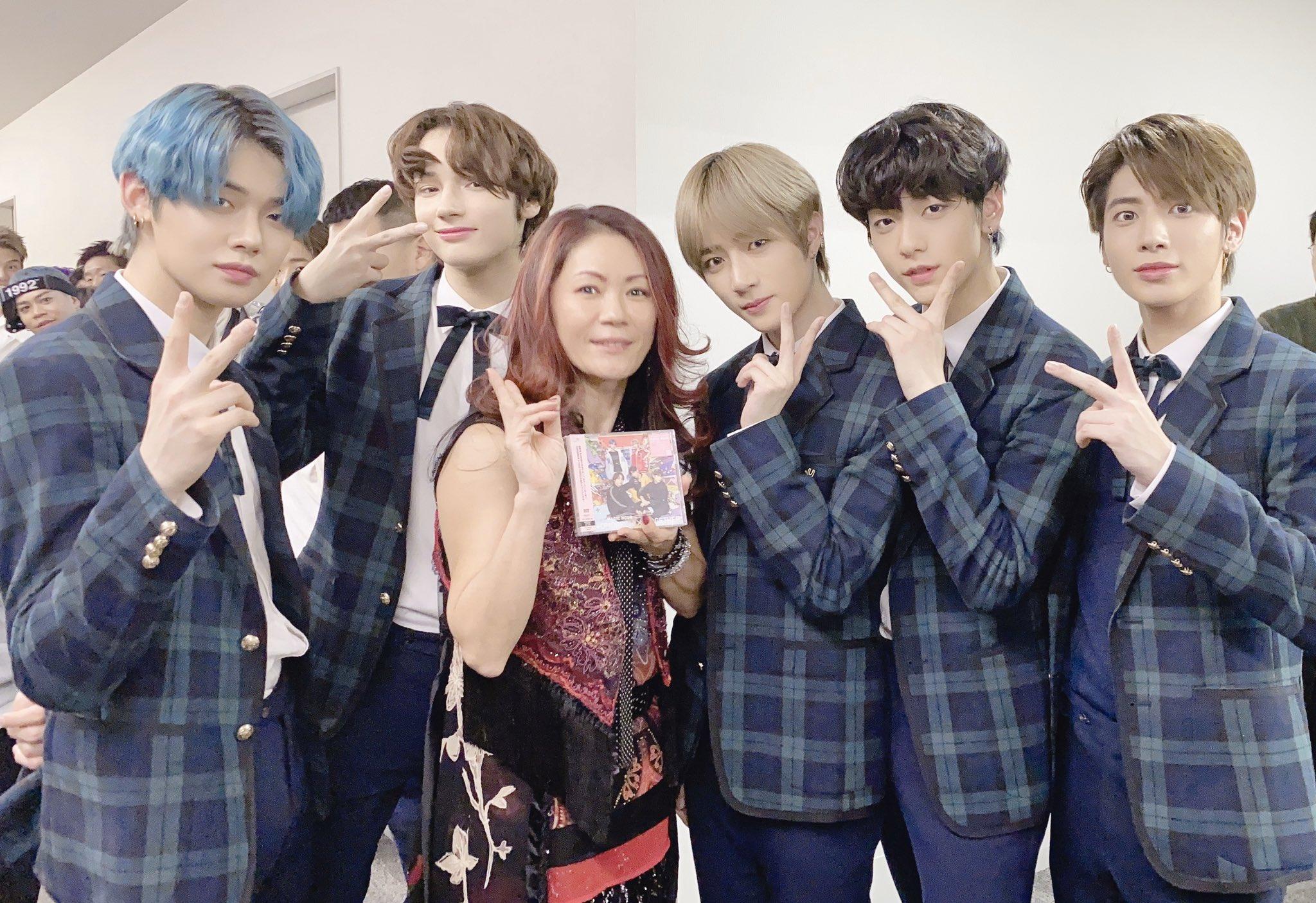 Kata Kunci yang Banyak Dicari Netizen Jepang Tentang Member TXT Setelah Tampil di Music Station Jepang