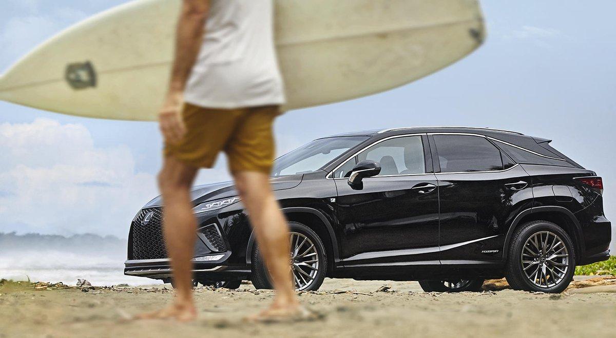 Sentimos la brisa del mar. El día llama para ser vivido al máximo. #Lexus #LexusRX #ExperienceAmazing #Hybrid #LexusDriver #Summer2020 #Verano2020 https://t.co/zFkejM0u5z